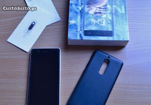 Smartphone NOKIA 5 + Capa protetora
