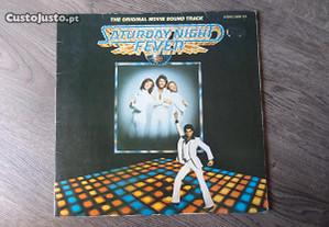 Disco vinil LP - Saturday Night Fever (duplo)