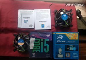 Dissipador Intel / Cooler Intel
