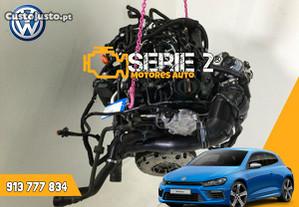 Motor vw scirocco R 2.0 TDI 180cv - CFGC