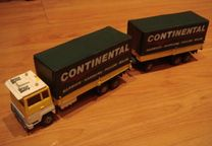 Brinquedo antigo matchbox camiao ford continental