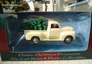 Maisto Carros de Natal 1:36 Novo
