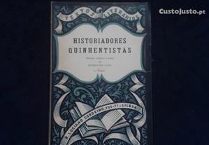 Livro antigo - Historiadores Quinhentistas