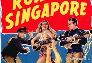 Filme DVD: A Caminho de Singapura - NOVO! Selado!