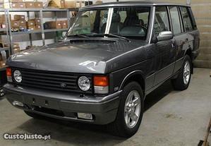 Land Rover Range Rover Resconstruido