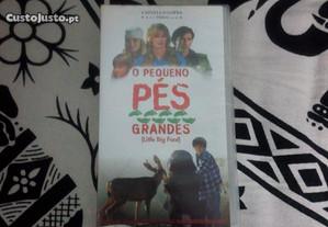 VHS O Pequeno Pés Grandes
