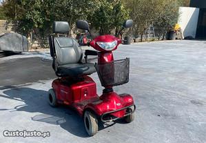 Moto Elétrica p/ pessoas c/ mobilidade reduzida
