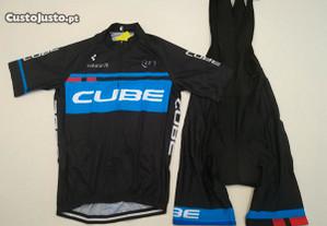 Equipamento Ciclismo CUBE