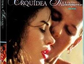 Filme em DVD: Orquídea Selvagem - NOVO! SELADO!