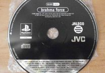 brahma force (promo) - sony playstation ps1