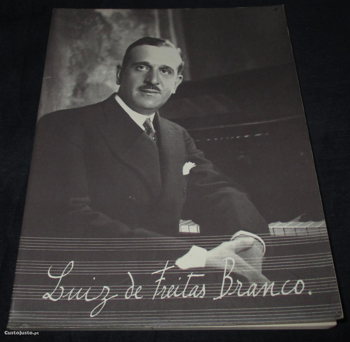 Livro Luiz de Freitas Branco Gulbenkian 1975 - à venda - Livros, Lisboa -  CustoJusto.pt