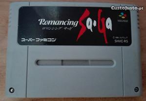 romancing saga (ntsc-jap) - super famicom