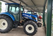 Trator New Holland T5.115 - 2013 - AC