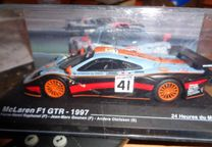 Carro Miniatura McLaren F1 GTR-1997