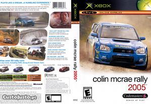 Jogo Xbox Colin Mcrae Rally 2005 15.00