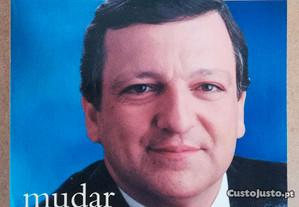 Durão Barroso - mudar de modelo