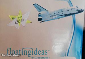 Floating ideas Shuttle Endeavour