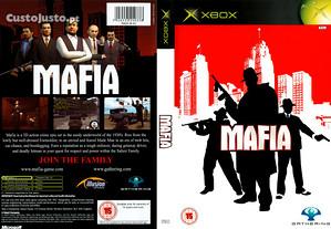 Jogo Xbox Mafia 10.00