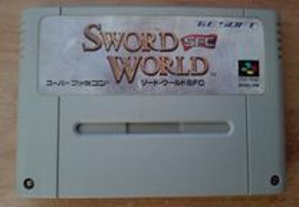 sword world (ntsc-jap) - super famicom