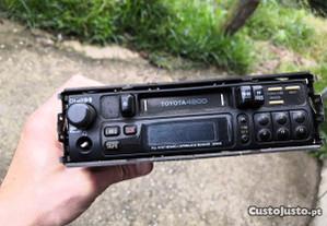 Auto rádio Toyota