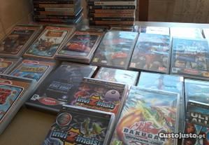 Jogos PSP originais