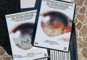 Colecção Património da Humanidade - DVD