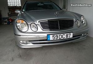 Mercedes-Benz E 220 Avantgarde - 07