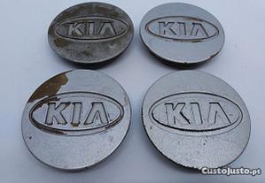 Centros de jante usados KIA 58mm
