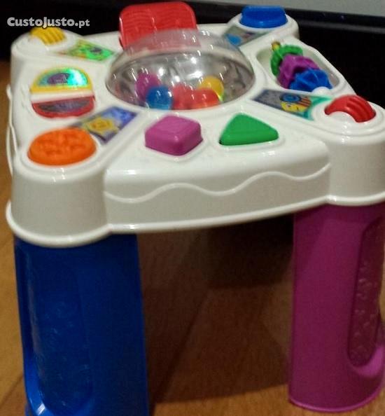 Mesa De Actividades Fisher Price à Venda Brinquedos Jogos Porto Custojusto Pt