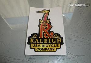 Autocolantes Raleigh USA