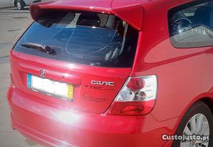 Aileron Honda Civic Type R