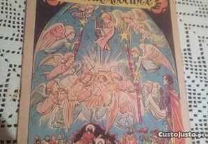 Revistas Cavaleirio Andante tema Natal
