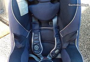 Cadeira auto para Bebé dos 9 aos 18Kg.