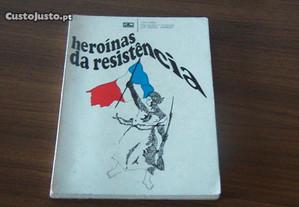 Heroínas da resistência de Silvia Soares