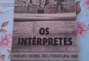 Wole Soyinka - os intérpretes