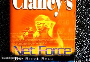 Net force Tom Clancy the great race