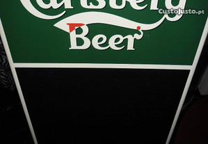 Cavalete Publicitário - Carlsberg Beer