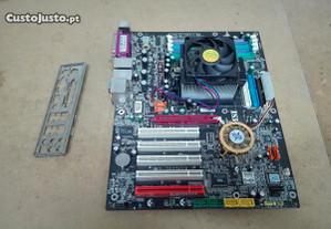 Kit Motherboard + Processador + Cooler