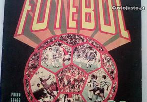 Caderneta de Cromos Futebol 82