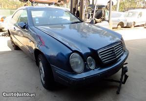 Mercedes clk 230 kompressor 2000