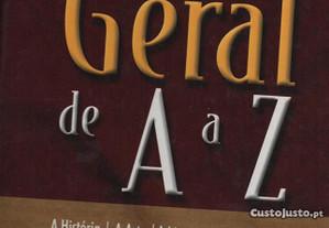 Livro A Cultura Geral de A a Z - novo