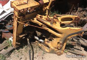 Trator-Kingpost Retro CAT 428