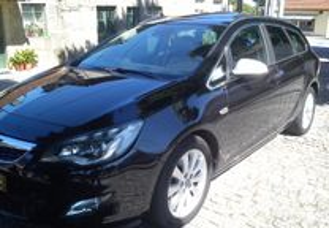 Opel Astra 1.7cdti sport - 12