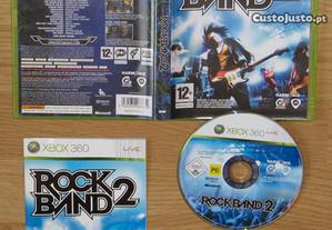 Xbox 360: Rock Band 2