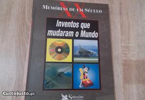 Livro Inventos que mudaram o mundo