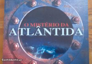 O Mistério da Atlântida, de David Gibbins