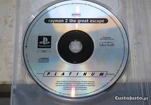 Playstation 1: Rayman 2