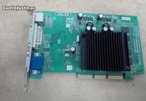 Placa Gráfica MSI NX6200AX-TD256H - Usada