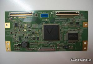 Placa T-Con 400WSC4LV0.4 Sony Kdl-40V2000
