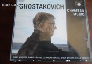 Shostakovich - Chamber Music - 3 CD Set -Brilliant